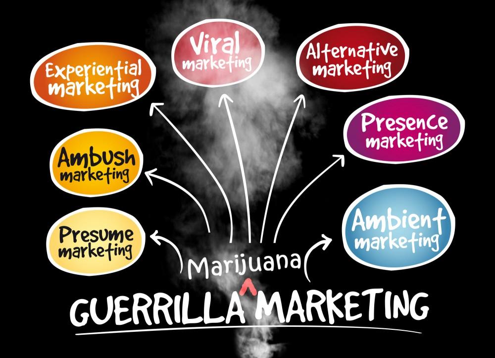 marijuana marketing guide