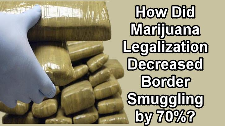 marijuana smuggling drops