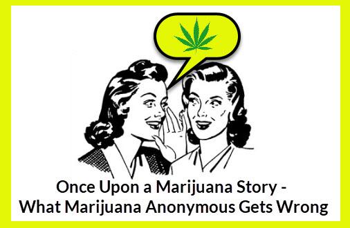 a marijuana story