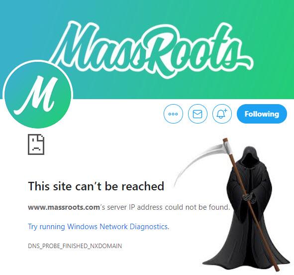 MASSROOTS SEC LAWSUIT