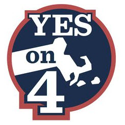 VOTE YES ON 4 IN MASSACHUSETTS