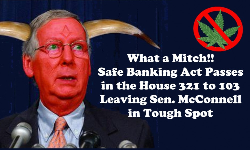 safe banking act mitch mcconnell