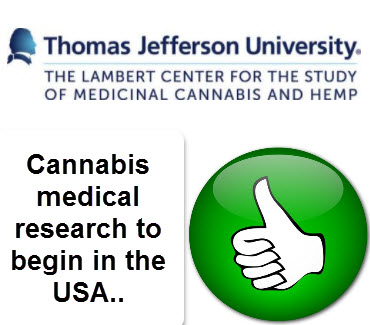 medical marijuana college research