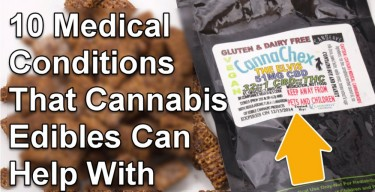 WHAT CAN EDIBLES HELP WITH