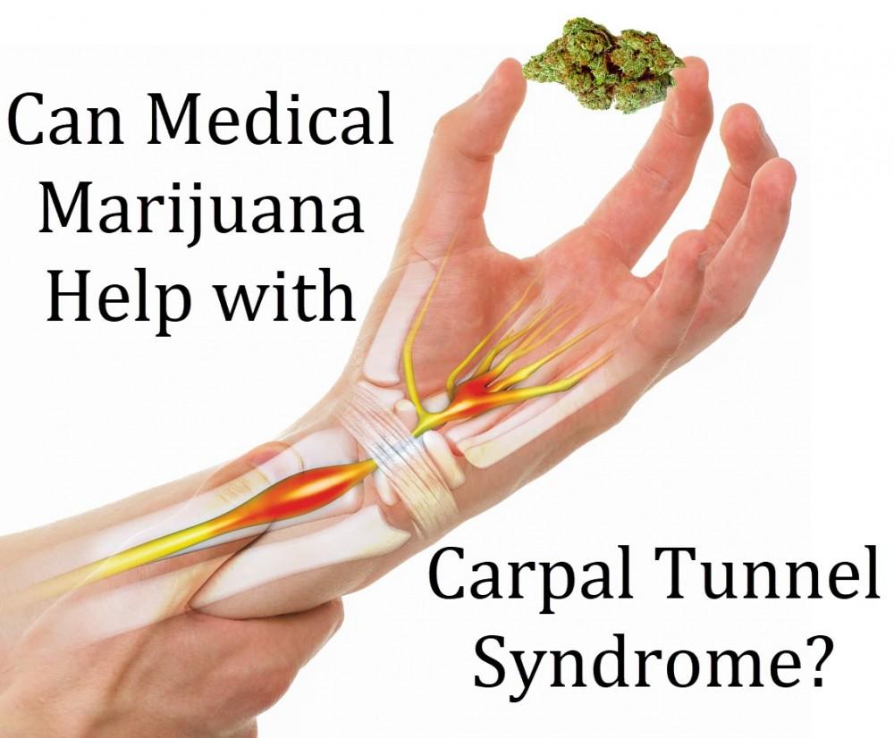 medicalmarijuanacarpaltunnel - Can Medical Marijuana Help with Carpal Tunnel Syndrome?