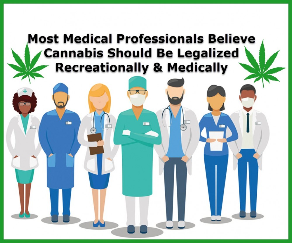 medical professionals for cannabis