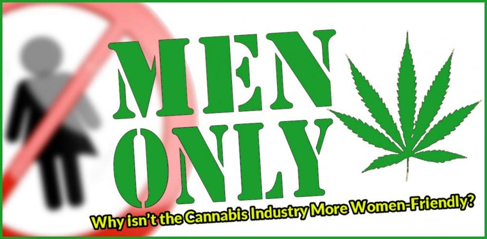 women in cannabis struggle