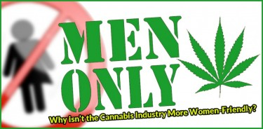 MEN ONLY CANNABIS INDUSTRY