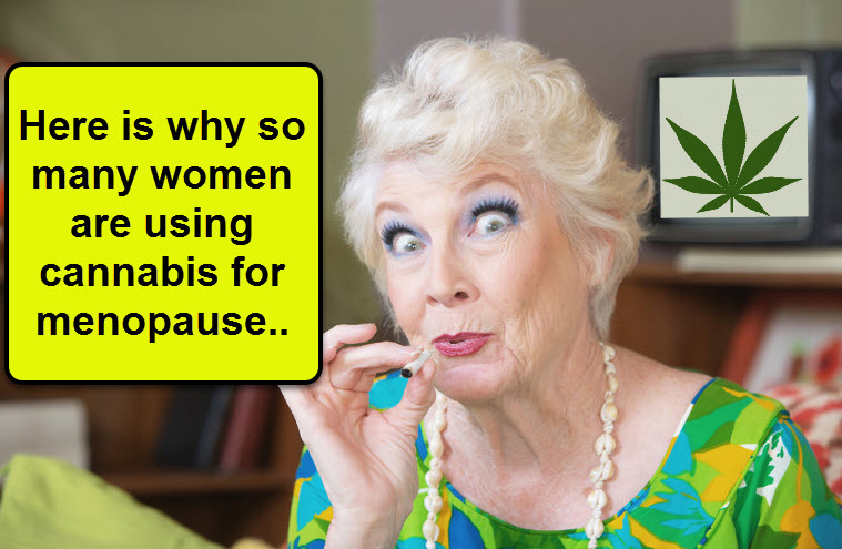 MENOPAUSE MEDICAL MARIJUANA