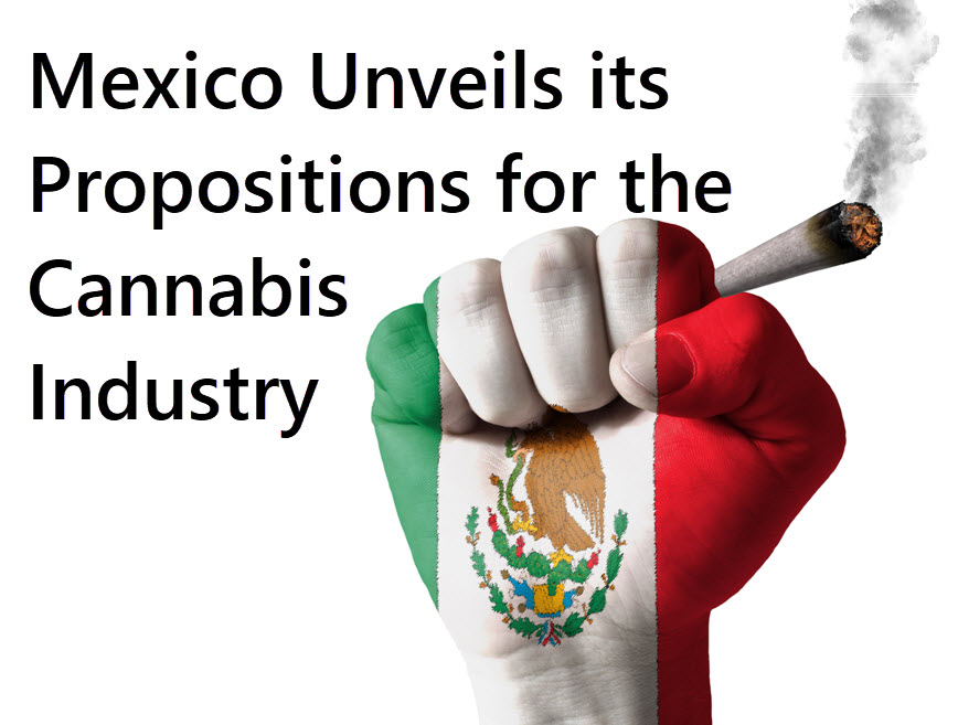 MEXICO PLANS FOR LEGAL CANNABIS