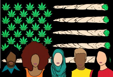 MINORITIES IN CANNABIS