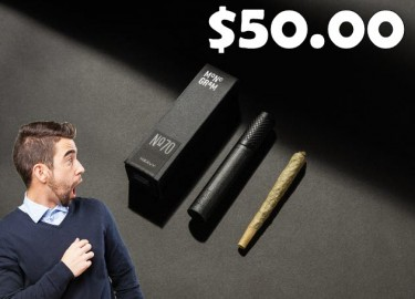 MONOGRAM CHARGES $50 FOR PRE-ROLLS