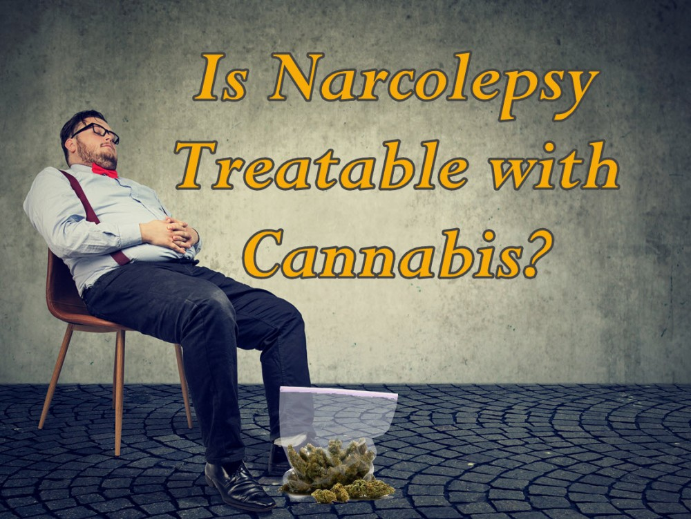 CANNABIS FOR NARCOLEPSY