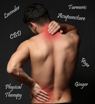 natural pain relief options