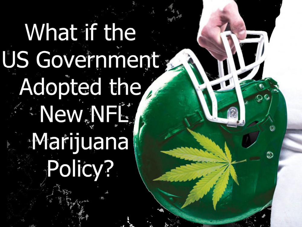 new nfl cannabis policy