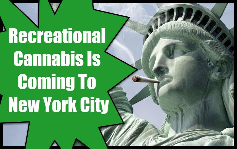 NEW YORK CITY RECREATIONAL CANNABIS