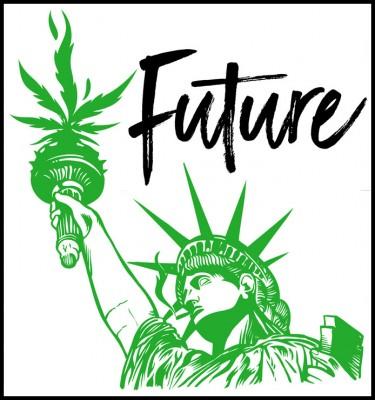 NEW YORK'S NEW GOVERNOR GETS MARIJUANA GOING
