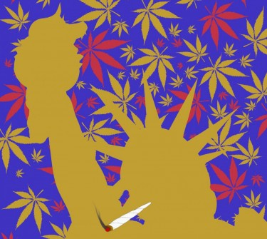 New York recreational weed
