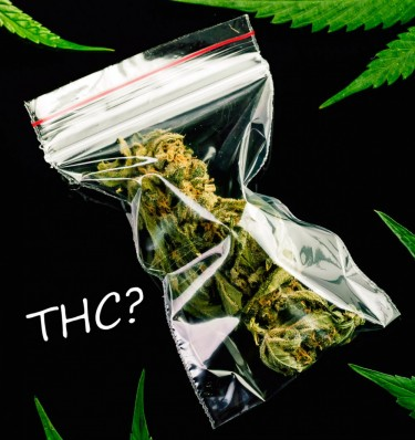 NOT JUST THC IN WEED
