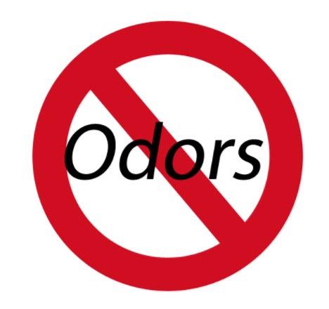 no vaping odors