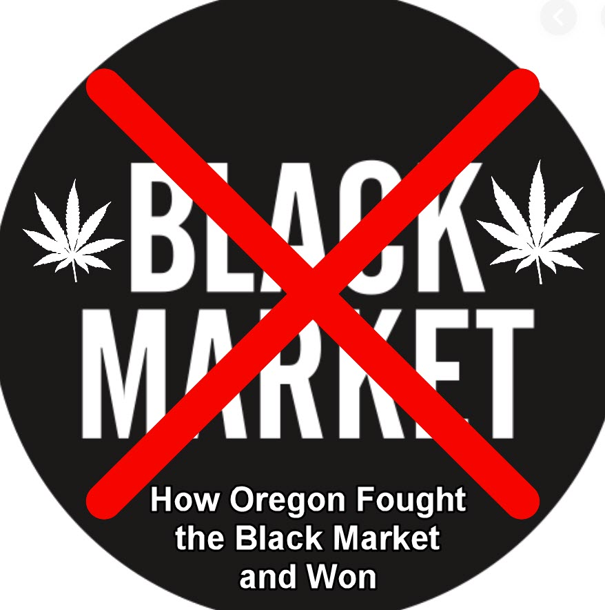 oregons black market weed