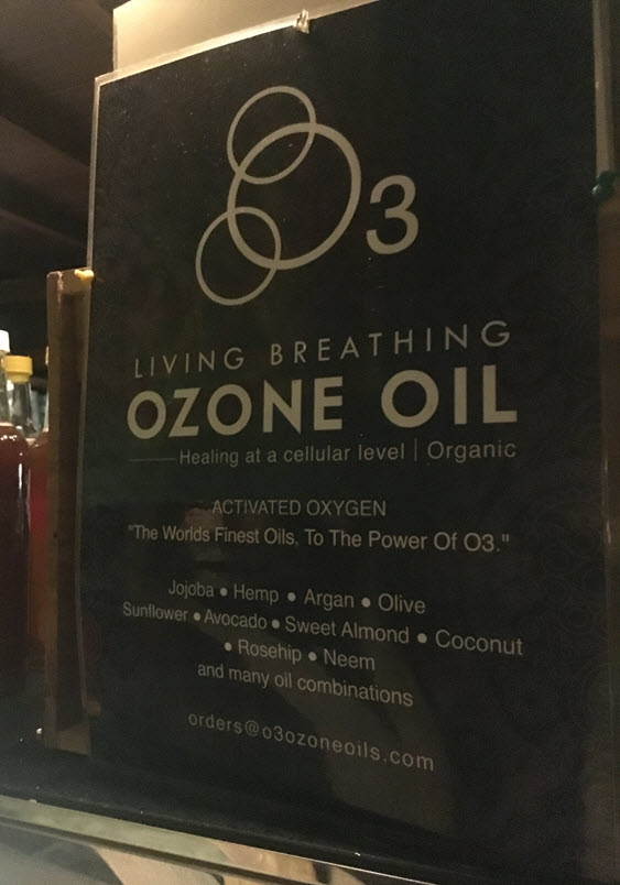 ozone essential oils