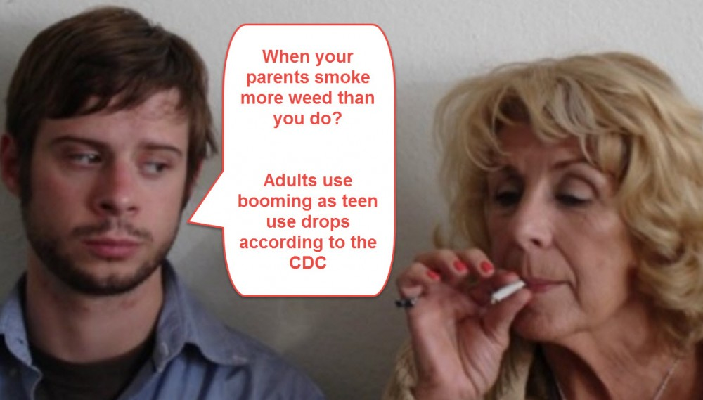 PARENTS SMOKE MORE WEED THAN YOU DO