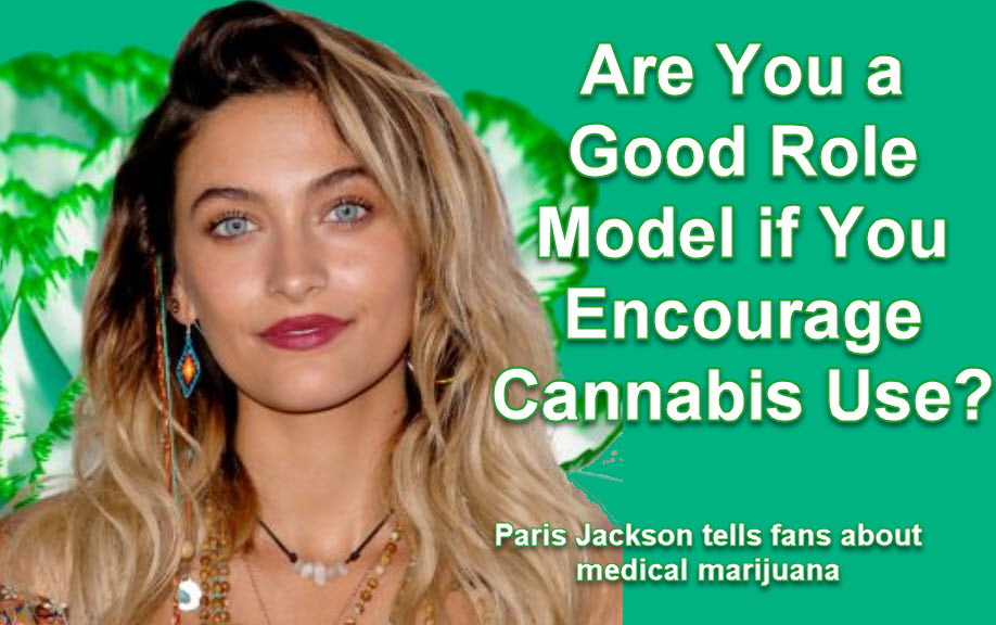 ROLE MODEL AND USE CANNABIS
