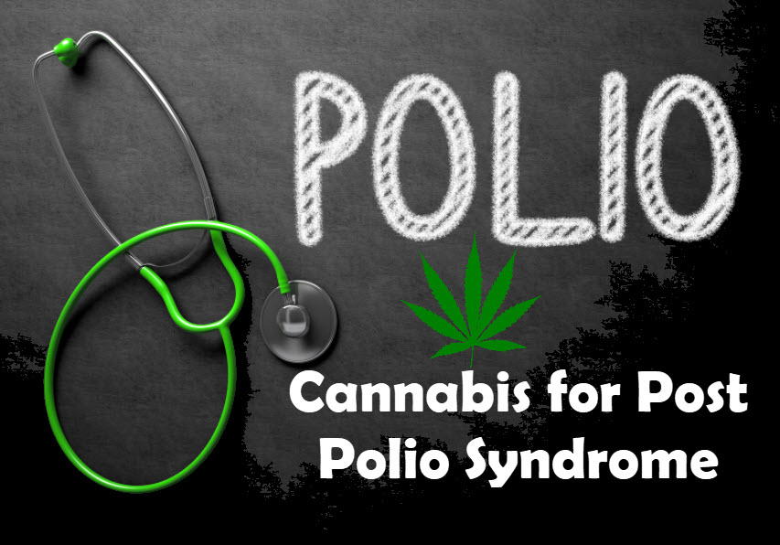 CANNANBIS FOR POST POLIO