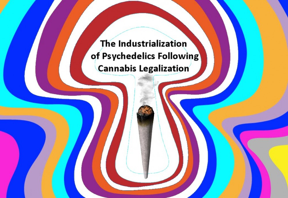 THE INDUSTRIALIZATION OF PSYCHEDLICS
