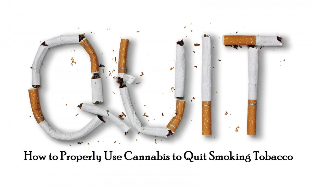 quit tobacco with cannabis help