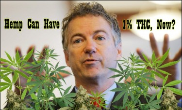 Rand Paul Hemp Bill