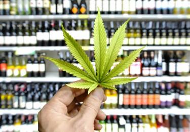 regulate alcohol like weed