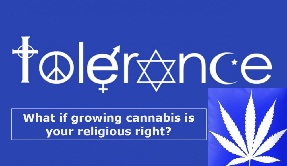 RELIGIOUS RIGHT TO CANNABIS