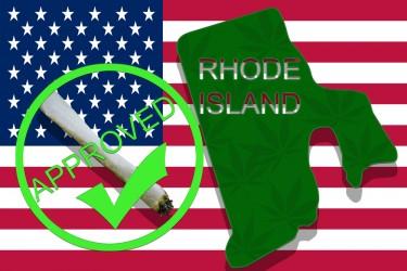 rhode island legalizes marijuana