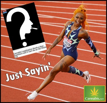 Sha'carri Richardson banned for marijuana