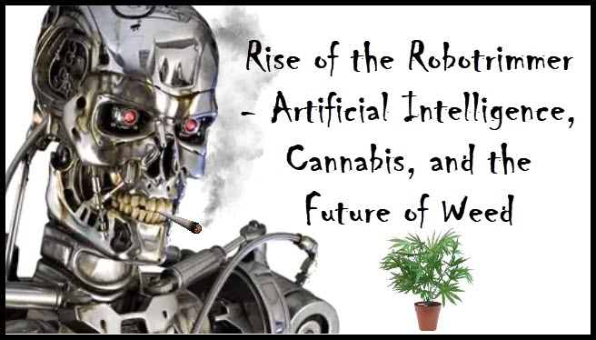 ROBOT CANNABIS TRIMMER