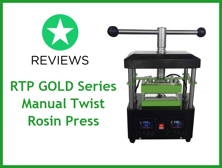 rosin press review