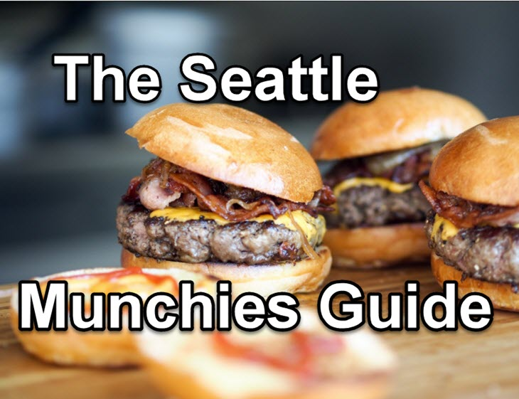 seattle munchies guide