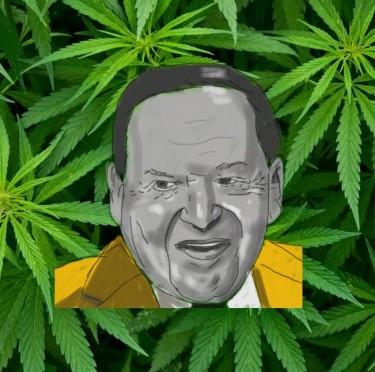Adelson on marijuana