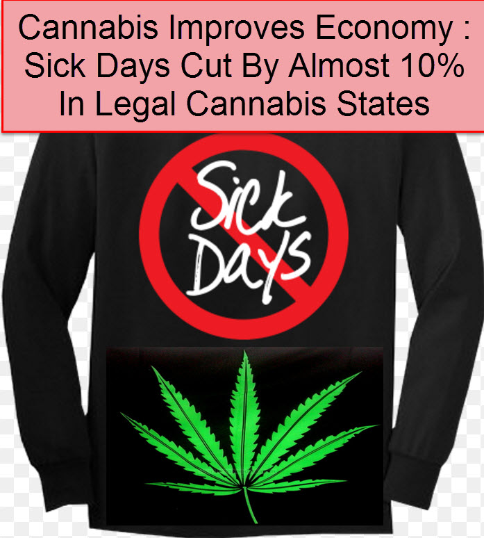 CANNABIS AND SICK DAYS