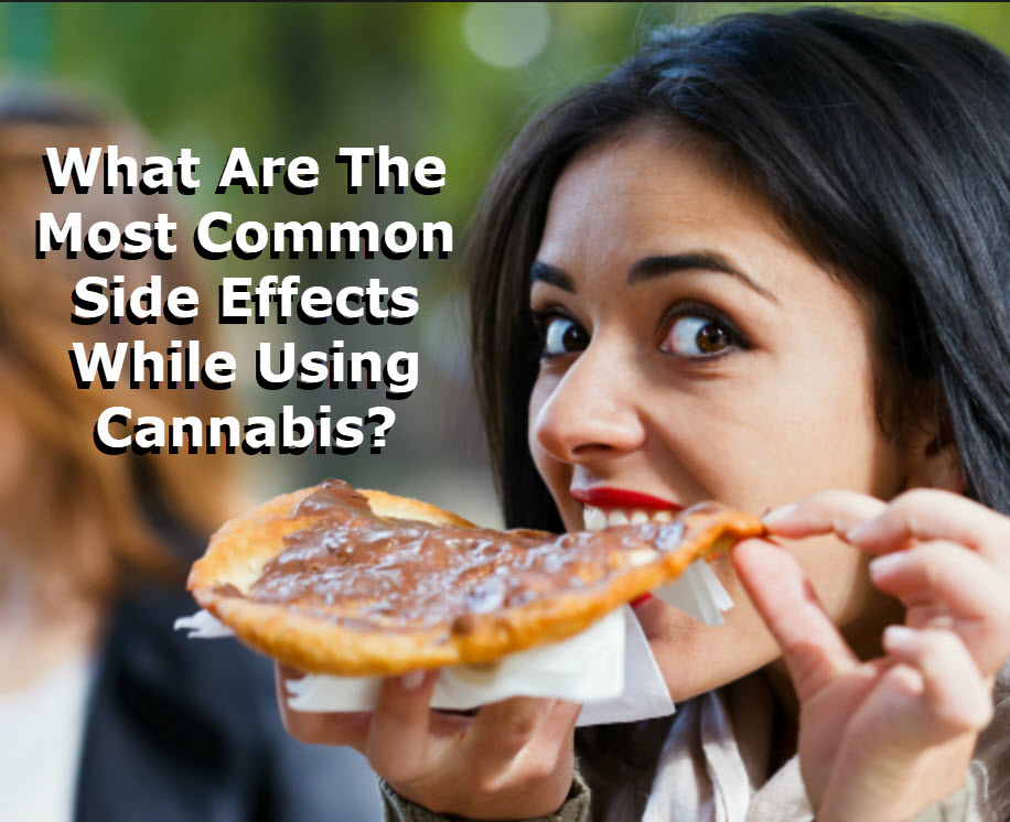 marijuana side effects
