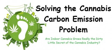 THE CANNABIS CARBON FOOTPRINT
