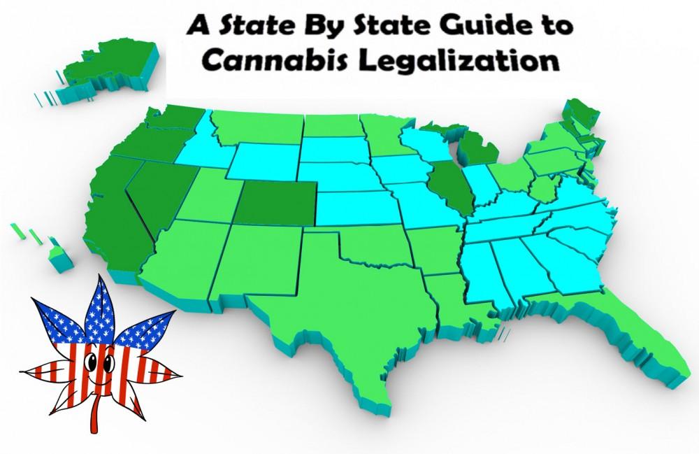 statebystatecannabislegalization - The Big Difference Between Legalization and Decriminalization - The Sean Worley Story