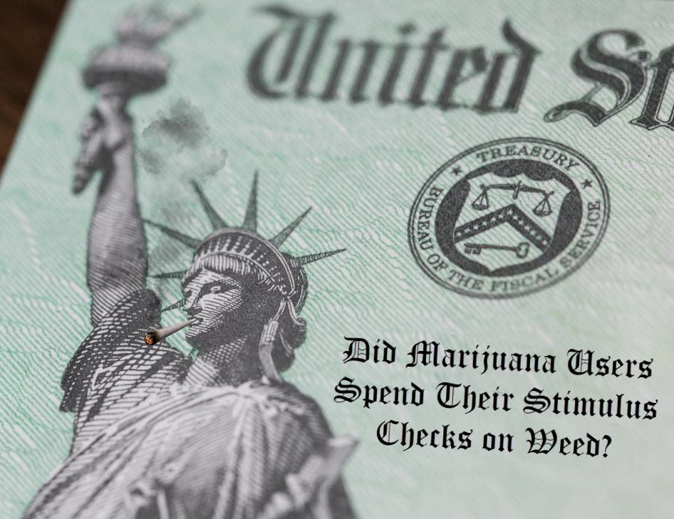 stimulus check on marijuana
