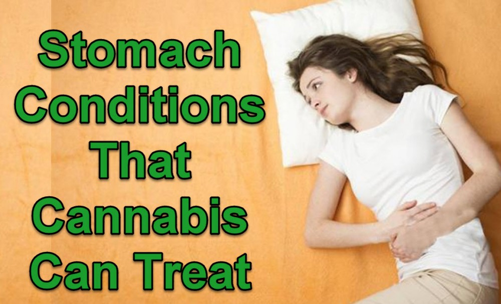 stomach conditions cannabis