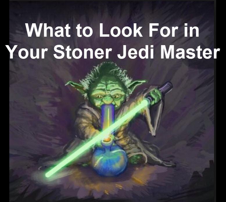 stoner jedi guide