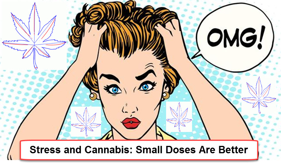 STRESS AND MEDICAL MARIJUANA