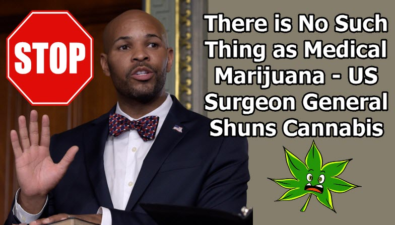 Surgeon General cannabis