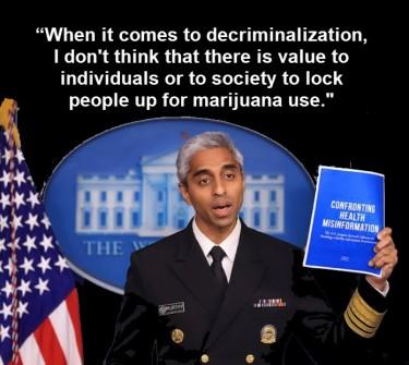 surgeon general on marijuana legalization